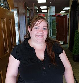 Kaylee Barron bio pic Designer Door & Window