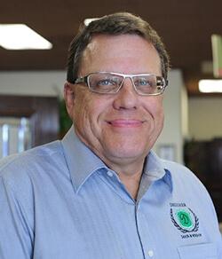 Designer Doors & Windows Owner Steve Barron headshot