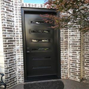 ProVia Legacy Steel Contemporary Door after