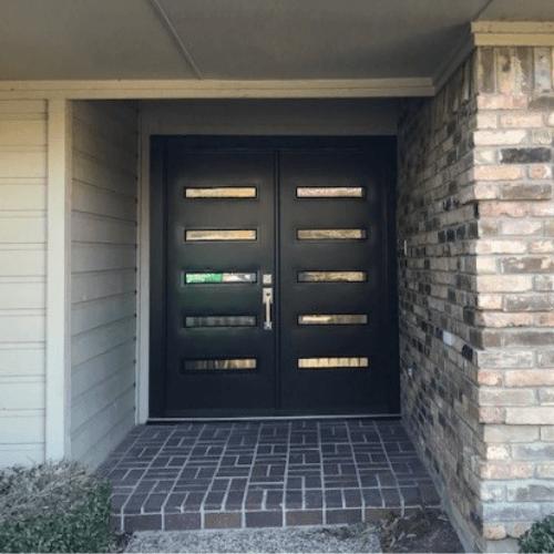 ProVia Legacy Steel Contemporary Door Gorka after